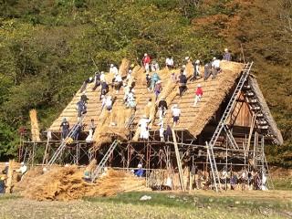 岐阜県白川村 2005〜