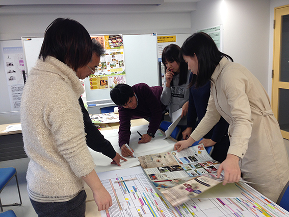 美瑛町をフィールドにフェノロジーカレンダーを作っています