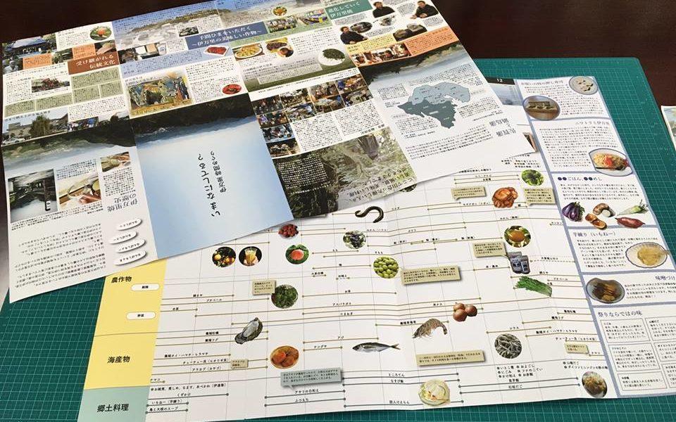 伊万里フェノロジーカレンダーの完成と2017年度の取り組み